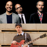 THE BAD PLUS <br />with KURT ROSENWINKEL