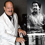 LARRY HARLOW'S LATIN LEGENDS OF FANIA<br />featuring NICKY MARRERO