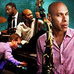 JOSHUA REDMAN QUARTET <br />with Aaron Goldberg, Reuben Rogers & Marcus Gilmore