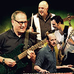 CHUCK LOEB'S SILHOUETTE BAND <br />with PETER ERSKINE, JANEK GWIZDALA & MATT KING