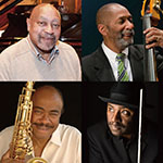 THE QUARTET LEGEND <br />featuring KENNY BARRON, RON CARTER, <br />BENNY GOLSON & LENNY WHITE