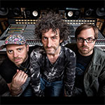 Jojo Mayer & NERVE <br />featuring John Davis, Jason Lindner