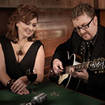 MARTIN TAYLOR & ALISON BURNS  - duo -