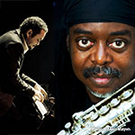 COURTNEY PINE featuring MARIO CANONGE<br />- House of Legends -