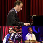 AARON GOLDBERG TRIO