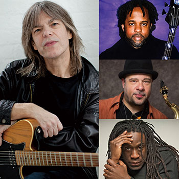 MIKE STERN BAND featuring <br />VICTOR WOOTEN, BOB FRANCESCHINI & WILL CALHOUN