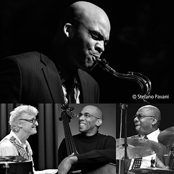 WAYNE ESCOFFERY QUARTET<br />with DAVID KIKOSKI, DARRYL HALL & RALPH PETERSON