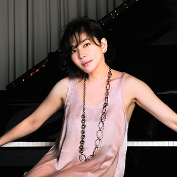 JUNKO ONISHI TRIO<br />featuring GERALD CANNON & KARRIEM RIGGINS