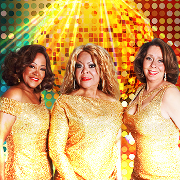 THE THREE DEGREES <br />- Christmas Season Special -