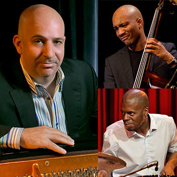 PETER MARTIN TRIO<br />featuring REUBEN ROGERS & GREGORY HUTCHINSON