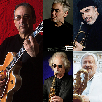 "JOHN TROPEA BAND <br />featuring STEVE GADD, RANDY BRECKER, <br />RUSTY CLOUD, NEIL JASON, ""BLUE"" LOU MARINI,<br />LARRY FARRELL & RONNIE CUBER"