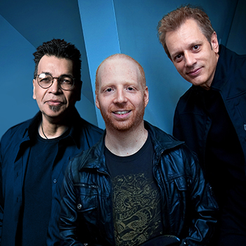 OZ NOY TRIO <br />featuring DAVE WECKL & JIMMY HASLIP
