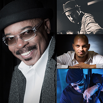 "HARVEY MASON ""CHAMELEON"" <br />featuring MARK de CLIVE-LOWE, KEITH McKELLY & MILES MOSLEY"