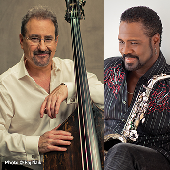 BRIAN BROMBERG ACOUSTIC ELECTRIC BAND <br />featuring EVERETTE HARP