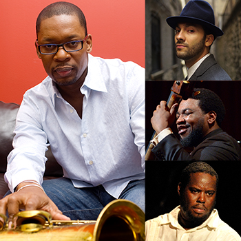 RAVI COLTRANE QUARTET <br />with David Virelles, Dezron Douglas & Johnathan Blake