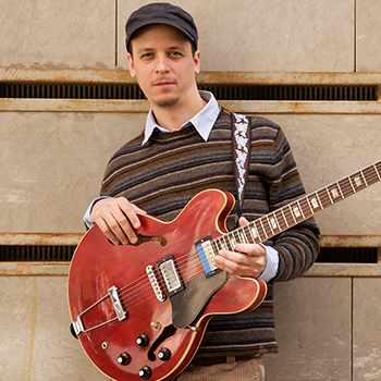 KURT ROSENWINKEL TRIO <br />JAPAN TOUR 2016