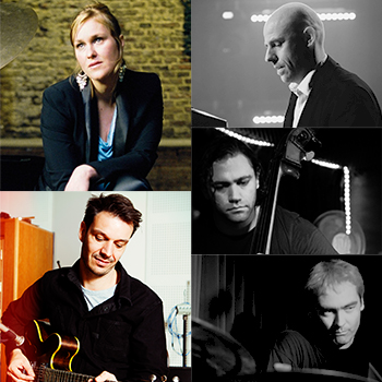 AMSTERDAM JAZZ CONNECTION <br />with FRANCIEN VAN TUINEN &amp; JESSE VAN RULLER