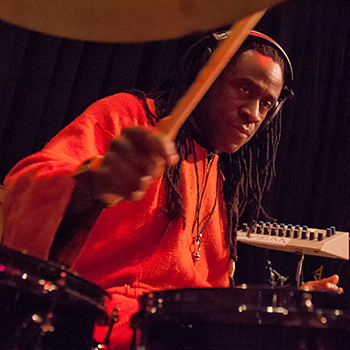 WILL CALHOUN <br />celebrating ELVIN JONES