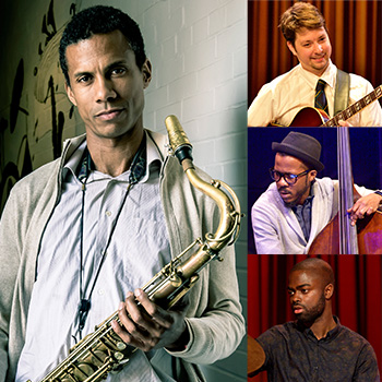 MARK TURNER QUARTET <br />featuring LAGE LUND, JOE SANDERS & MARCUS GILMORE