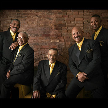 THE PERSUASIONS<br />- KINGS OF A CAPPELLA -