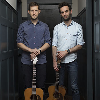 JULIAN LAGE & <br />CHRIS ELDRIDGE (of Punch Brothers)