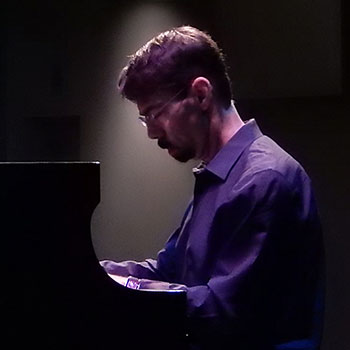 FRED HERSCH - piano solo -