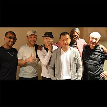 カルロス・トシキ &amp; B-EDGE <br />- Turne do Japao 2018 -