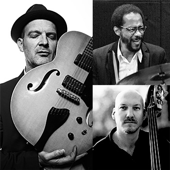 WOLFGANG MUTHSPIEL TRIO with BRIAN BLADE & SCOTT COLLEY