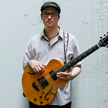 KURT ROSENWINKEL TRIO <br />JAPAN TOUR 2018<br />supported by Westville Guitars