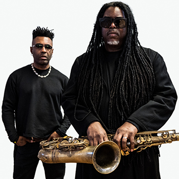 COURTNEY PINE <br />with special guest OMAR