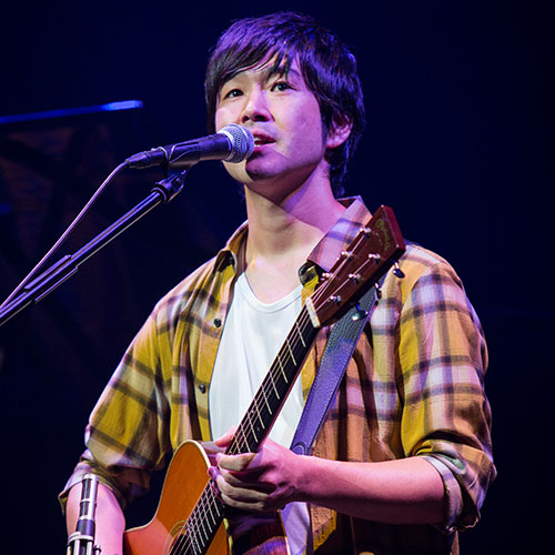 American Express presents THE BLUE SESSIONS Vol.6 藤巻亮太
