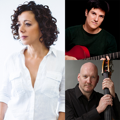 LUCIANA SOUZA featuring CHICO PINHEIRO & SCOTT COLLEY ~ Book of Longing ~