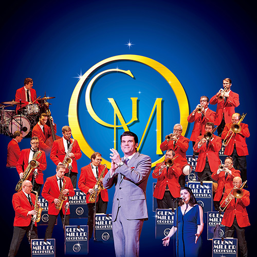 THE GLENN MILLER ORCHESTRA  - Japan Tour 2019 -