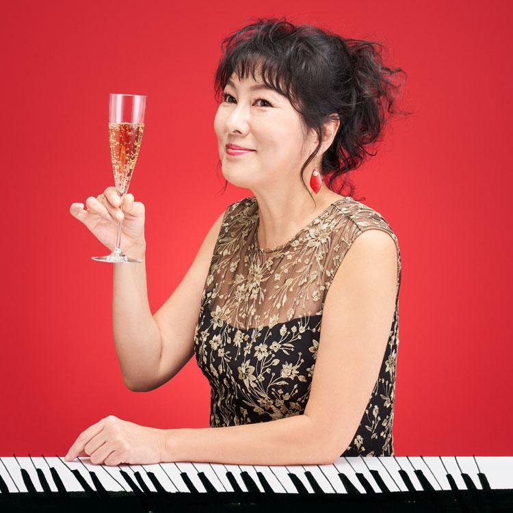 """国府弘子 スペシャル・トリオ """"Piano Party"""" リリース記念 guest 露崎春女 & 早稲田桜子"""