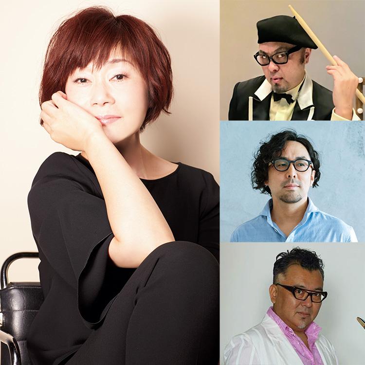 神野美伽 LIVE with ASA-CHANG TRIO