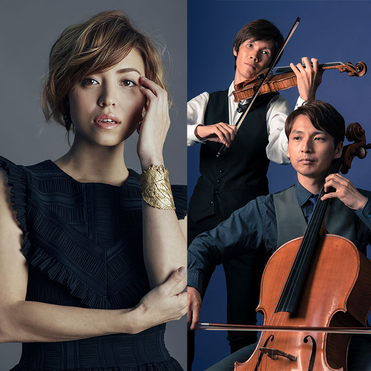 SHANTI's New Acoustic Resonance with SHIMIZUNISHIYA