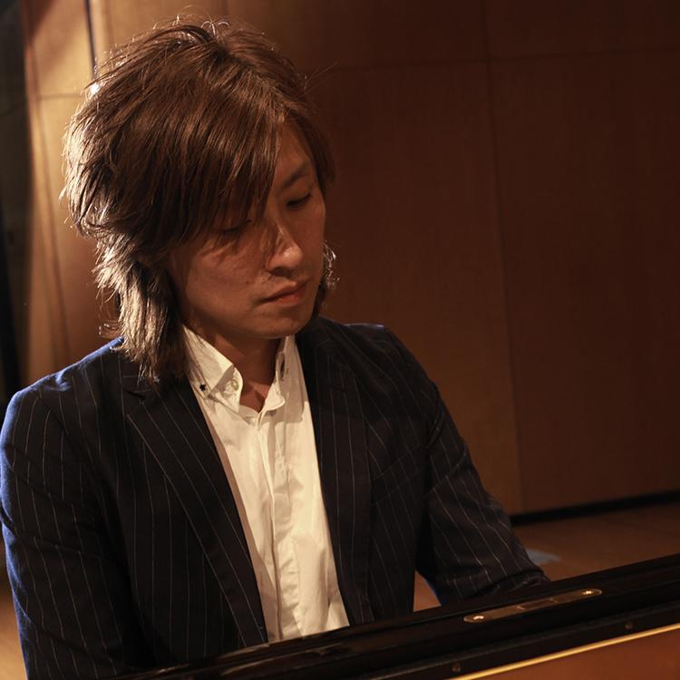 "HAKUEI KIM ""piano solo"""